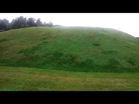 Nikwasi Mound in Franklin, N.C.