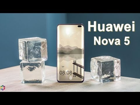 Huawei Nova 5 First Look, Release Date, Price, Specs, Camera, Launch Date, Features, Concept, Leaks