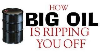 Big Oil RIPS YOU OFF -- via Unfair Mathematics