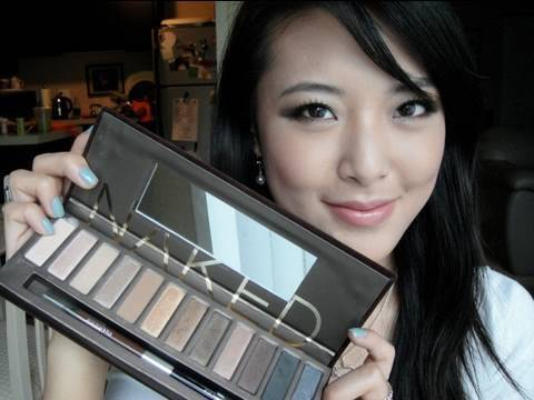 Urban Decay Naked Palette Neutral Smokey Tutorial