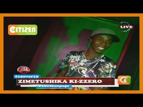Zimenishika, zinashika Live on #10Over10