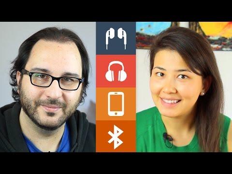 LE MIGLIORI cuffie BLUETOOTH per iPhone 7 e non solo - Collab