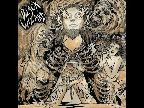 Black Wizard - New Waste (2016) Full Album