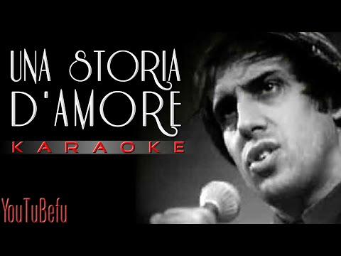 UNA STORIA D'AMORE KARAOKE