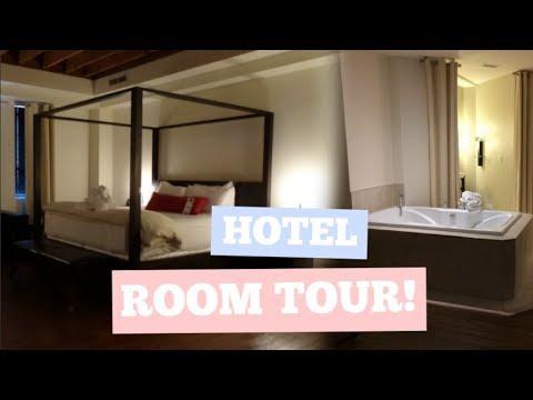 NIAGARA FALLS HOTEL TOUR!! (STERLING INN)