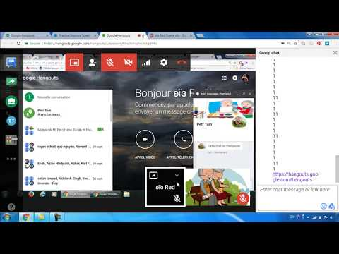 How to add people on google hangouts