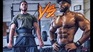 BODYBUILDER vs CROSSFIT: Strict Strength WOD REMATCH (7 MONTHS LATER)