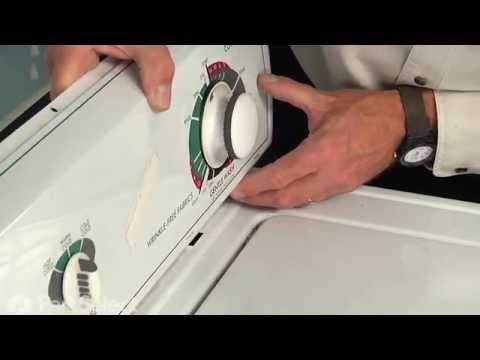 repairing washing machine timer