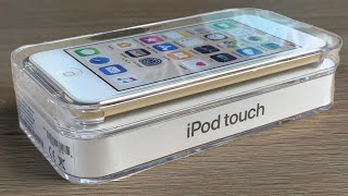 iPod touch 7th Gen 2019 Unboxing & First Impressions