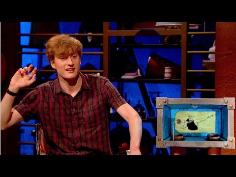 James Acaster doesn't understand the shot put - Room 101: Series 5 Episode 4 Preview - BBC One