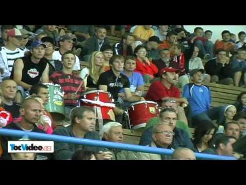 Česká hokejová reprezentace do 18 let v Břeclavi
