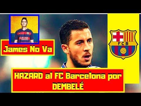 HAZARD ¡BRILLA! 🔴 James Rodriguez ¡OPACADO! NO VA al Barça ⚽ DEMBELÉ ¡FUERA! thumbnail
