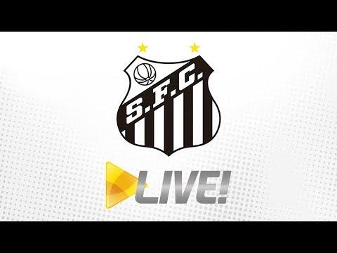 AO VIVO! Apresentação do novo patrocinador do Santos FC
