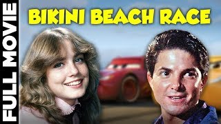 Bikini Beach Race | Car Race Movie | Dana Plato, Xavier Barquet | English Movies With Subtitles