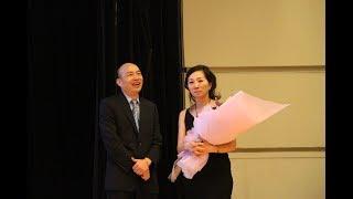 祝福韓國瑜創辦人60歲生日快樂暨維多利亞2017年畢業典禮勉勵學子