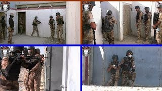 DFN: Iraqi Counter-Terrorism Service Conduct Military Operations on Urbanized Terrain Training, IRAQ