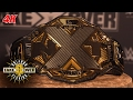 The new NXT Women's Title is revealed: NXT Takeover: Orlando 4K Exclusive, April 1, 2017