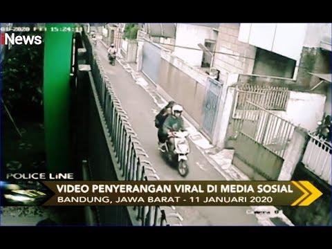 Video Penyerangan Siswa SMP Viral Di Medsos, Korban Dapat 10 Jahitan - Police Line 12/01