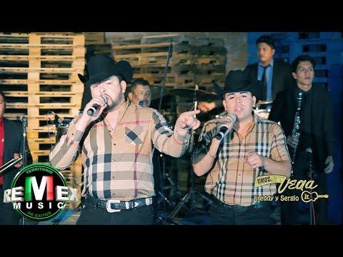 Hermanos Vega Jr. - Alineando cabrones (En Vivo)