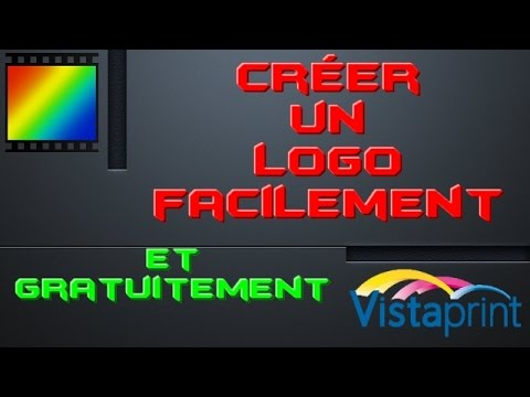 photo logo gratuit vistaprint
