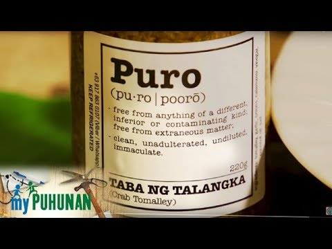 Puro Taba ng Talangka co-owner Noreen Isleta shares how their business started | My Puhunan