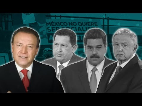 AMLO es un CLON de MADURO y HUGO CHÁVEZ, es un DICTADOR: GILBERTO LOZANO, LÍDER del FRENTE ANTI AMLO