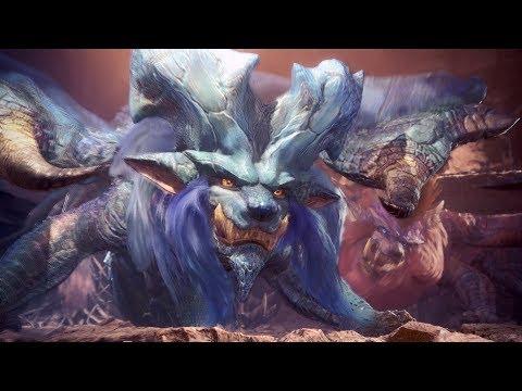 Monster Hunter World - ¿Lunastra archicurtida? No me pagan suficiente para esto -.- thumbnail