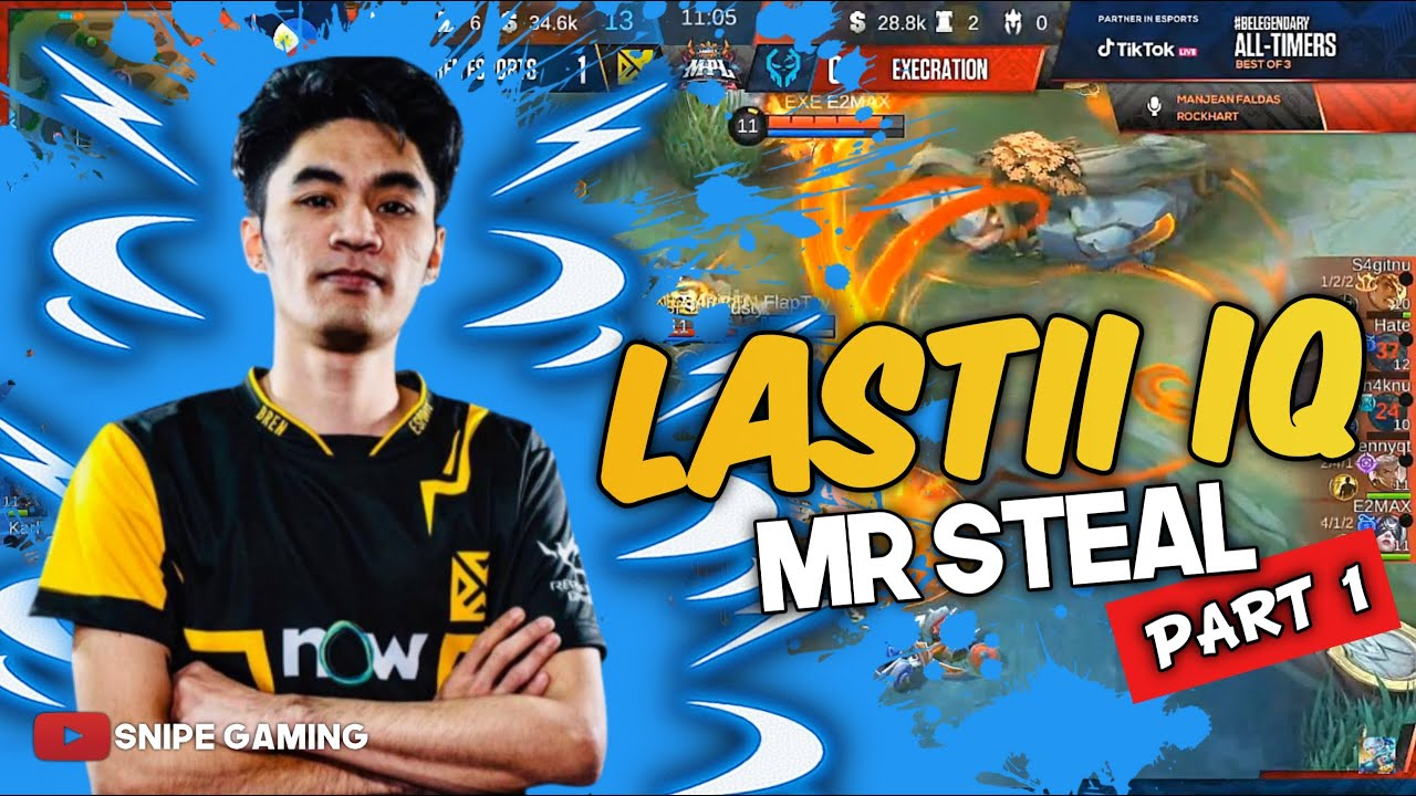 Download MVP PLAYS : LASTII IQ PLAYS | SNIPE GAMING TV