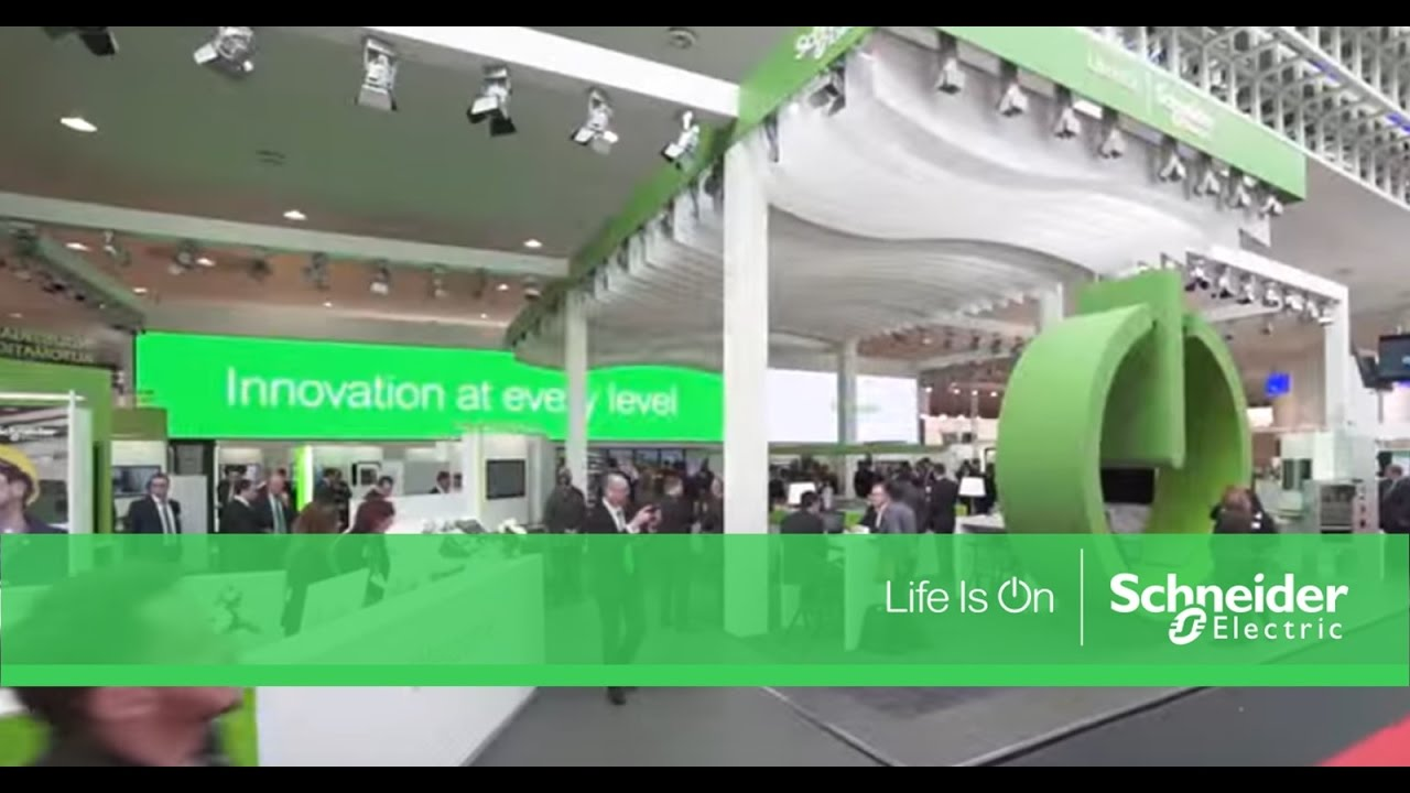 Schneider Electric Highlights From Hannover Messe 2016