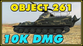 World of Tanks | Object 261 - 7 Kills - 10K Damage