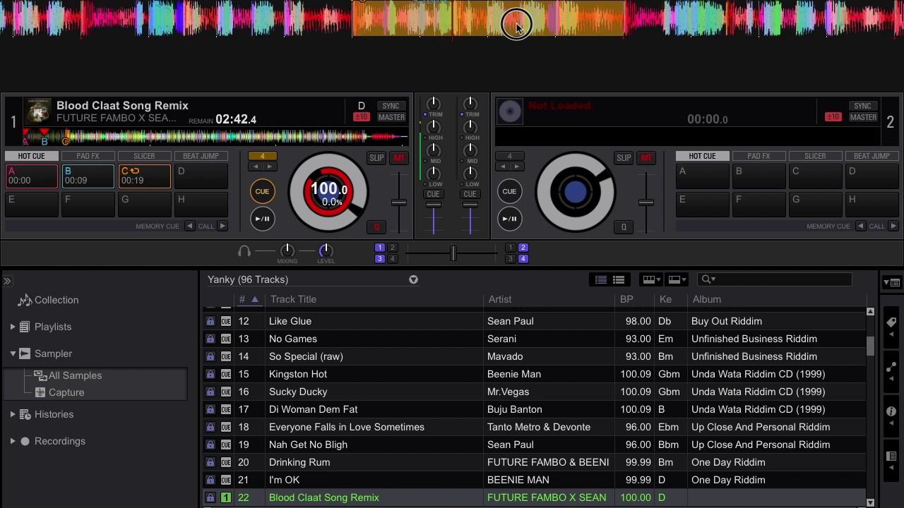 sample rekordbox