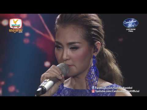 Cambodian Idol Season 2 | Live Show Final | Sokun Nisa Performance