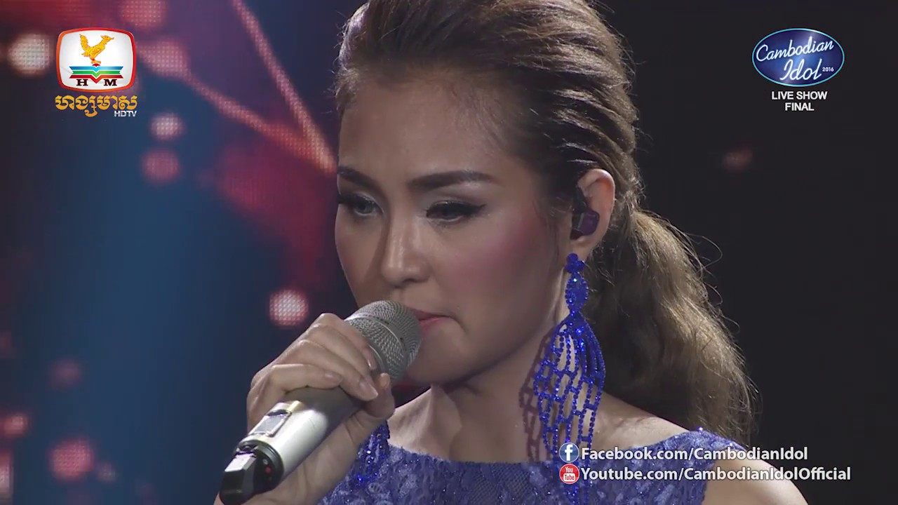 Cambodian Idol Season 2 | Live Show Final | Sokun Nisa Performance