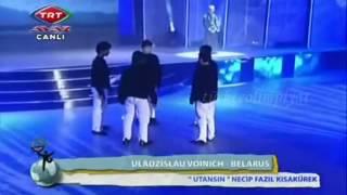 9. Türkçe Olimpiyatları Belarus & Endonezya - Utansın & Sıkılsın