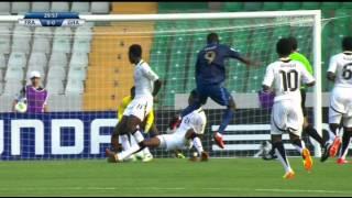 10/7/13 1/2 Final World Cup U-20 France - Ghana