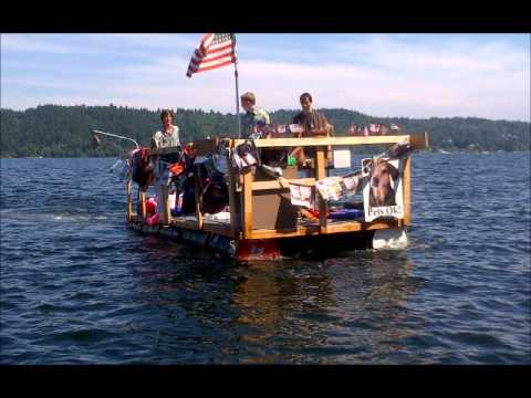 Homemade Party Barge Related Keywords Suggestions Homemade Party