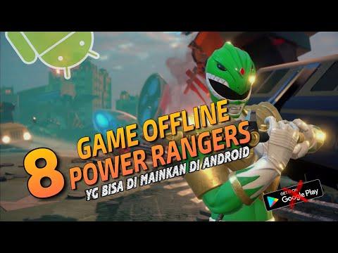 8 GAME POWER RANGERS OFFLINE YANG BISA DIMAINKAN DI ANDROID