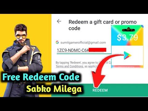 Earn Free Google Play Redeem Code🔥  New Trick   Unlimited Redeem Code   Google Play Gift Card Free