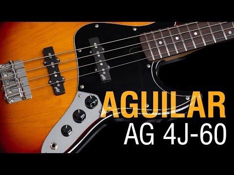 """Aguilar AG 4J-60 // Maruszczyk Elwood 4p 32"""""""