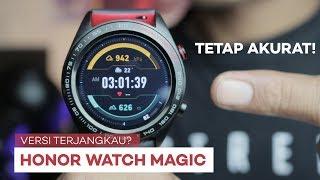 Review Honor Watch Magic : Versi Ringan Huawei Watch GT?