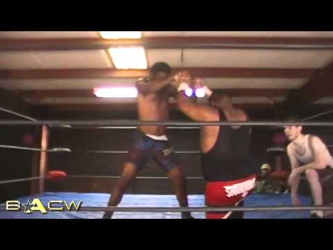 "GWC INTENSITY: The Melvin Bell vs. ""The Revelation"" Shane Marx"