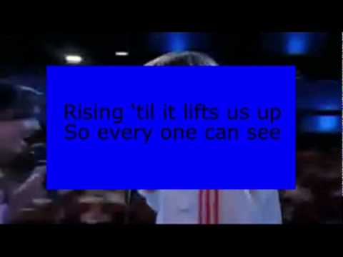 Breaking free (High school musical) - karaoke.