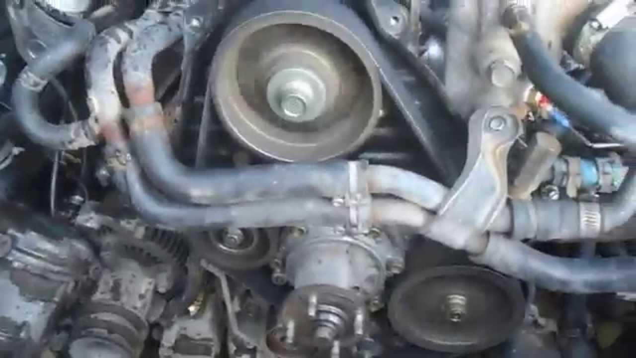 Toyota 2L-TE Engine