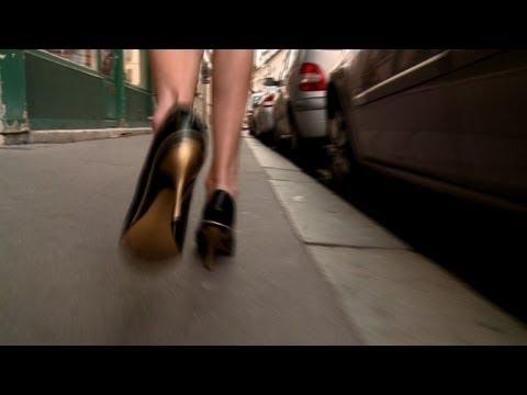 site réputé e3b73 110af Mode : changez de talons plutôt que de chaussures !