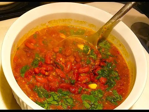 rajma-curry-|-red-kidney-beans-curry-|-rajmah-masala-recipe-|-vegan-dish