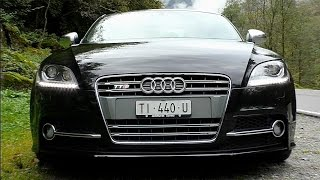 Audi TTS S-tronic Quattro | Sound, Driving and Acceleration