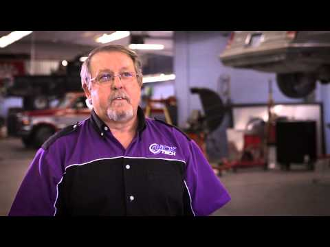 NCK Tech Programs - Automotive Technology