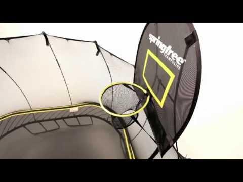 Springfree Trampoline - FlexrHoop   Toys R Us Canada
