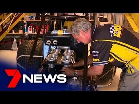Sprint Car Champion Sammy Walsh Shocked By Sydney Speedway Demolition Announcement | 7NEWS