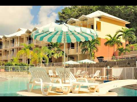 Residence La Goelette Tartane Martinique Youtube